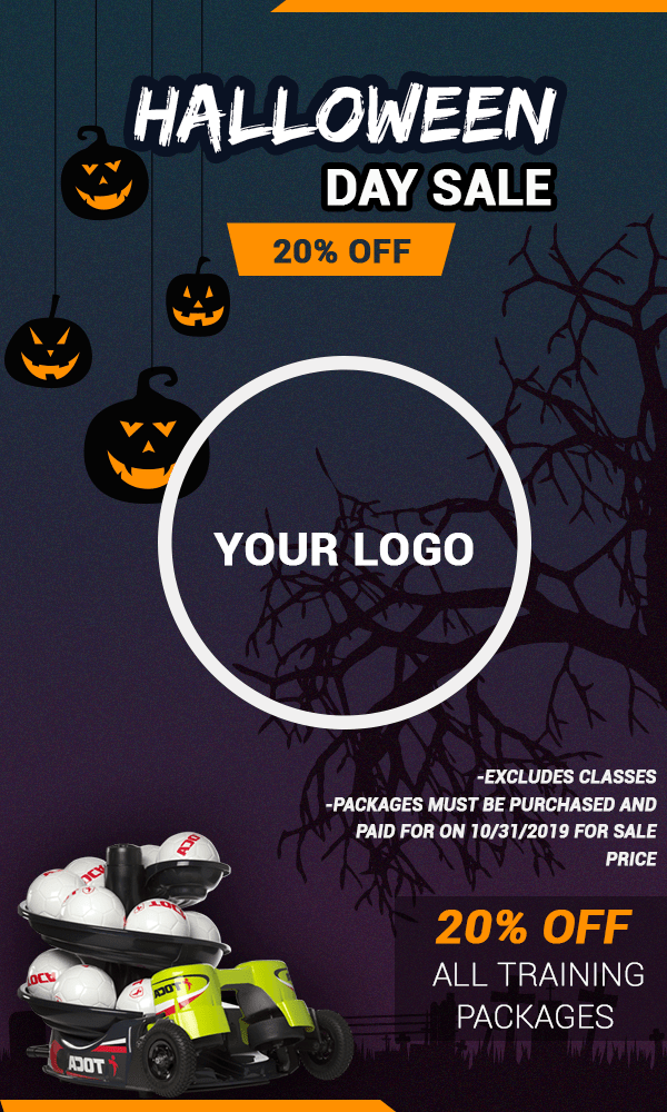 Halloween Flyer - Promotional material - Graphic Design