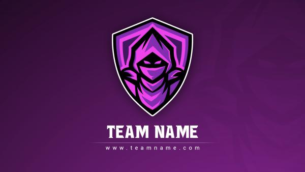 Raven #2 Esport Clan Logo - Graphic Design