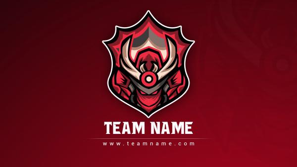 Samurai Esport Clan Logo - Graphic Design